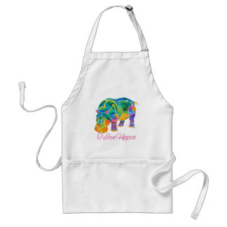 Most Popular I Love HIPPOS Standard Apron