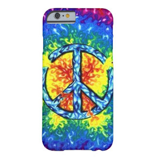 Most Popular Peace Sign Art Barely There iPhone 6 Case