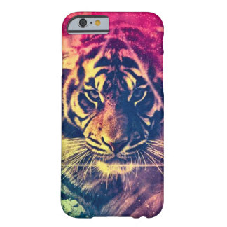 Most Popular Psychedelic Tiger Bright Barely There iPhone 6 Case