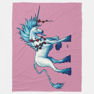 Most Popular Unicorn Lord Fantasy Art Fleece Blanket