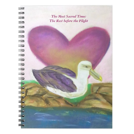 Most Sacred Time notebook