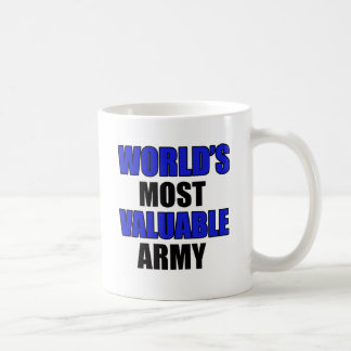 most valuable Army Coffee Mug