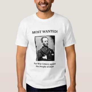 MOST WANTED!, Sherman T-shirt