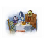 Moster Meal Post Card