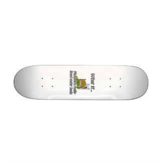 Moster under the bed skate decks