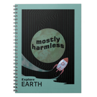 Mostly Harmless Spiral Notebook
