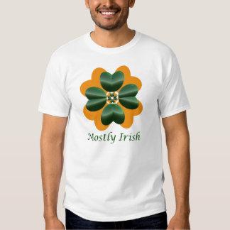 Mostly Irish Tshirt