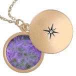 Mostly Purple pattern Jewelry