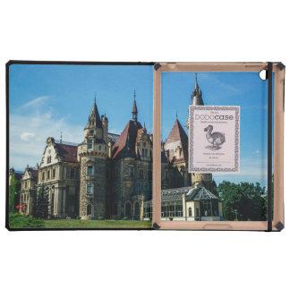 Moszna Castle in Poland, Architecture Photo iPad Folio Case