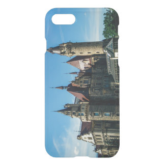 Moszna Castle in Poland, Architecture Photo iPhone 7 Case