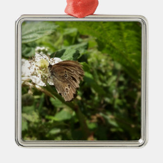 Moth Christmas Ornament