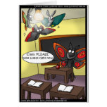Moth Elementary School Funny Gifts Cards Tees