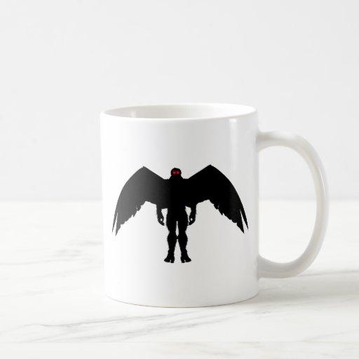 Moth Man Mug
