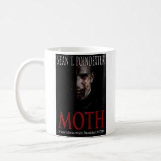 Moth Mug - White
