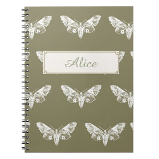 Moth Notebook