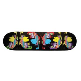 Moth Spirit Skateboard