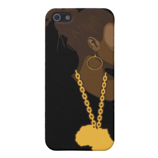 Mother Africa iPhone 5/5S Case
