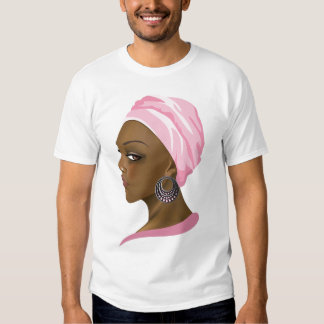 Mother Africa T Shirts