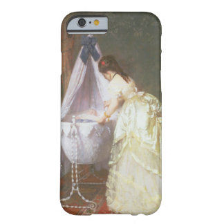 Mother and Baby, 1869 (oil on panel) Barely There iPhone 6 Case