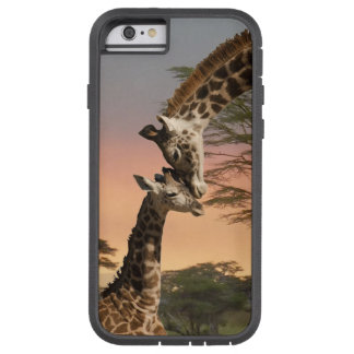 Mother and Baby Giraffe, iPhone 6, Tough Xtreme Tough Xtreme iPhone 6 Case