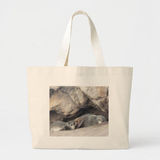 Mother and Baby Seal 1 Bag