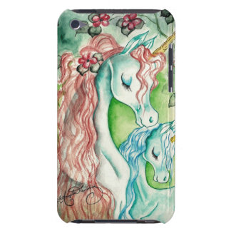Mother and Baby Unicorn Case-Mate iPod Touch Case