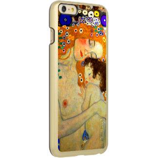Mother and Child by Gustav Klimt Art Nouveau