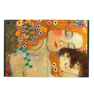 Mother and Child by Gustav Klimt Art Nouveau