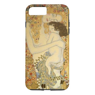 Mother and Child by Klmit iPhone 8 Plus/7 Plus Case