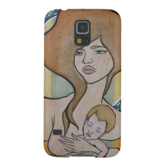 Mother and Child Galaxy S5 Cover