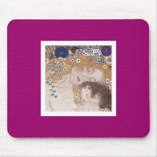 Mother and Child Mouse Mat