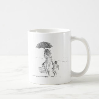 Mother and Child Sri Lanka Coffee Mug