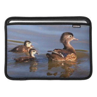 Mother and Wood Ducklings Sleeve For MacBook Air