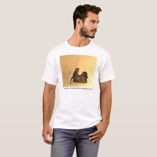 Mother Baby Baboons - Wildlife Monkeys Primates T-Shirt