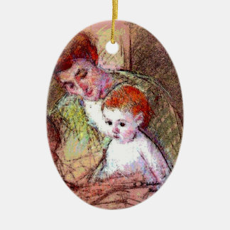 Mother Child First Christmas Christmas Ornament