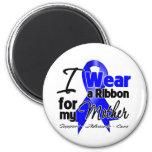 Mother - Colon Cancer Ribbon Refrigerator Magnet