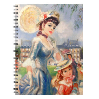 Mother & Daughter. Mother's Day Gift Notebooks