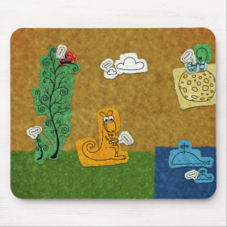 Mother Day Mouse Mat
