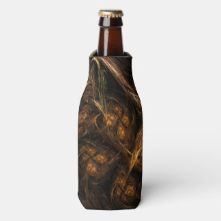 Mother Earth Abstract Art Bottle Cooler
