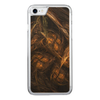 Mother Earth Abstract Art Carved iPhone 8/7 Case