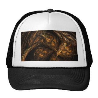 Mother Earth Abstract Art Hat