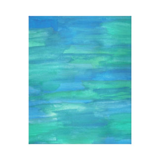 Mother Earth Abstract Canvas Art