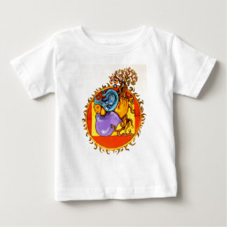 Mother Earth Collection in color Baby T-Shirt