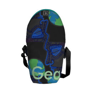Mother Earth Commuter Bag