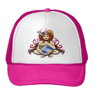 Mother Earth Trucker Hats