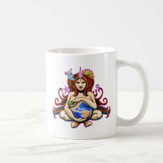Mother Earth Coffee Mugs