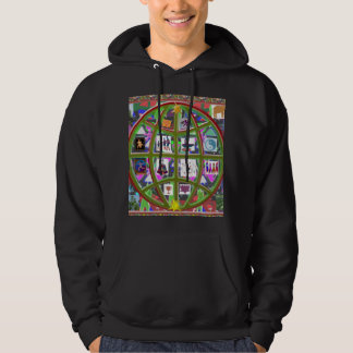 Mother EARTH People United Strength Brother NVN702 Sweatshirt