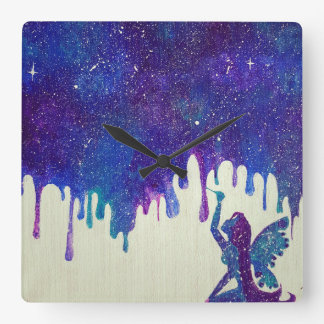 Mother Galaxy Clock