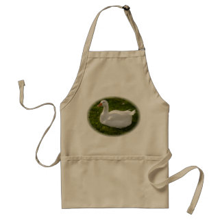 Mother Goose apron