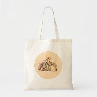 Mother Goose Canvas Bag